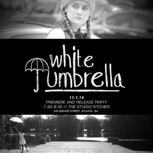 White umbrella release